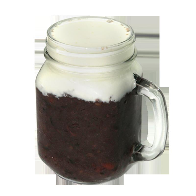 紫米粥鲜奶-紫米粥系列