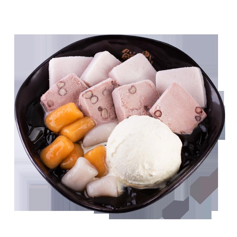 相思绵芋雪砖-清凉冰品