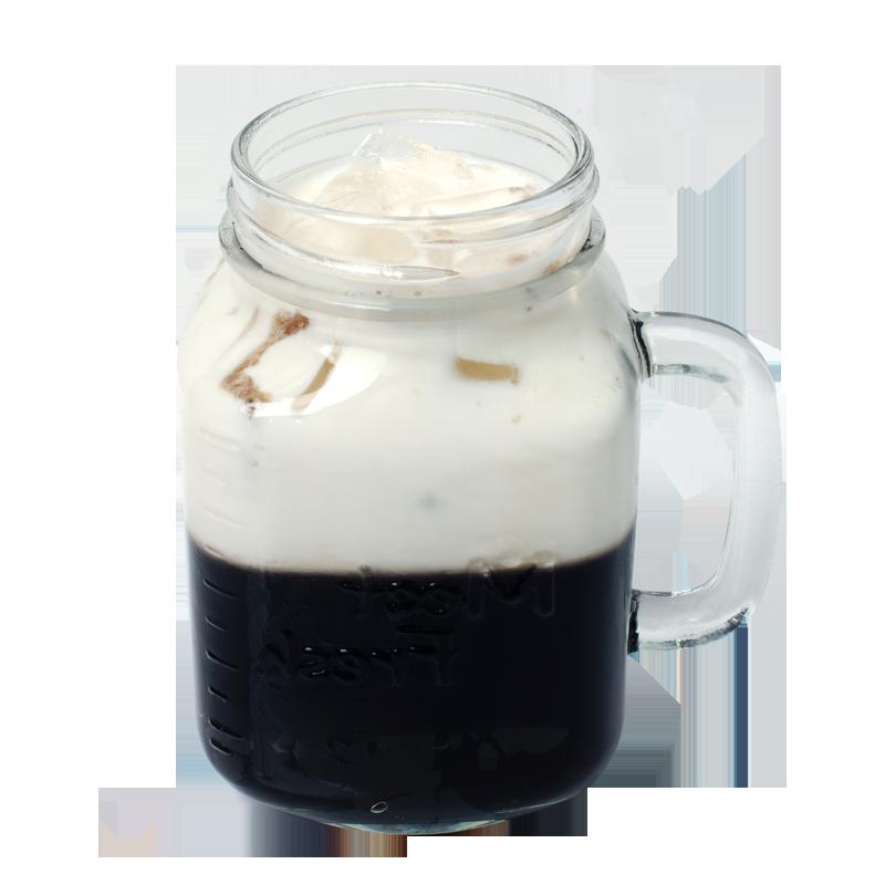 仙草鲜奶茶-茶品系列